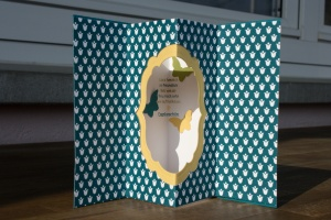 Stampin Up Tunnelkarte Sommerparty