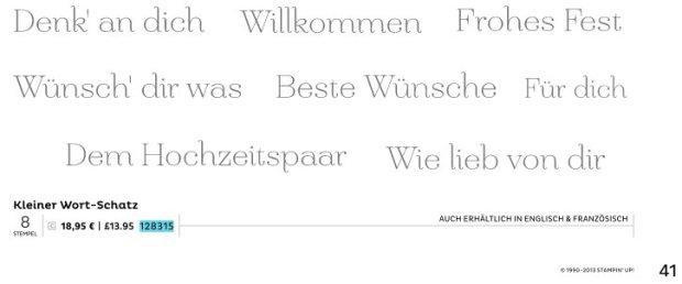 Kleiner Wort-Schatz (in Clear 14,21 € statt 18,95 €)