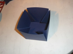 StampinUpExplosionBoxzusammengebaut