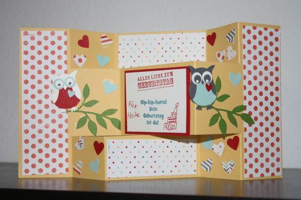 StampinUpEsslingen_Bastelig-ES_Kinder-Workshop_GeburtstagskarteTriShutterKarteEulenstanzeMeineWelt