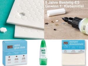 Bastelig-ES.de_Demo_Jubiläum_StampinUp_Gewinnspiel_Klebemittel
